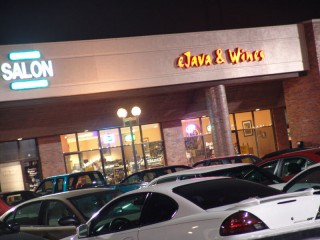 eJava & Wines store