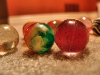 Super-Rubber Bouncy Balls!