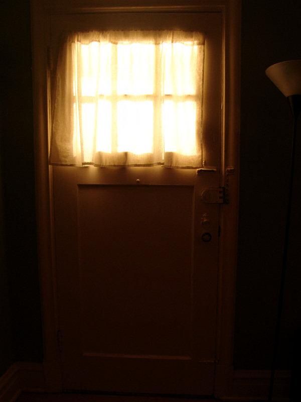 It's a Door!