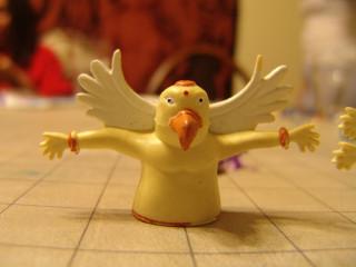 Garuda Figurine