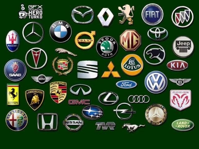 Фото машин разных марок