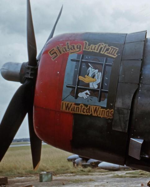 P-47D s-n 42-26298 ''STALAG+III'' 62nd FS flown by 1Lt Al Knafelz
