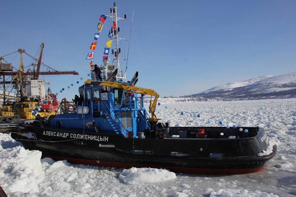 Солженицын - человек и пароход