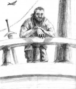 Безымянный на корабле