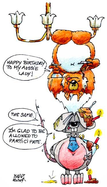 Lady Midath' Birthday