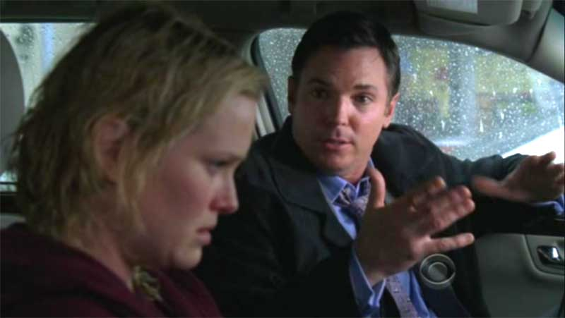 Nick Lea in Without A Trace, 7x21, cap172