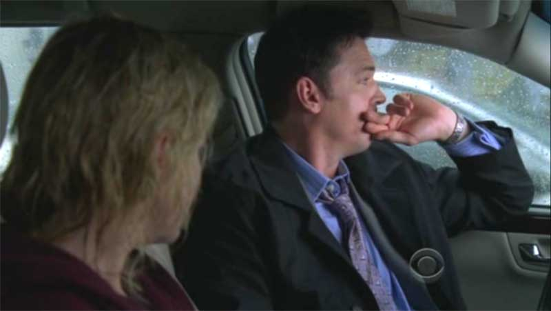 Nick Lea in Without A Trace, 7x21, cap196