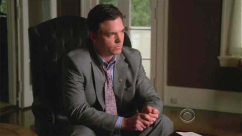 Nick Lea in Without A Trace, 7x21, cap220