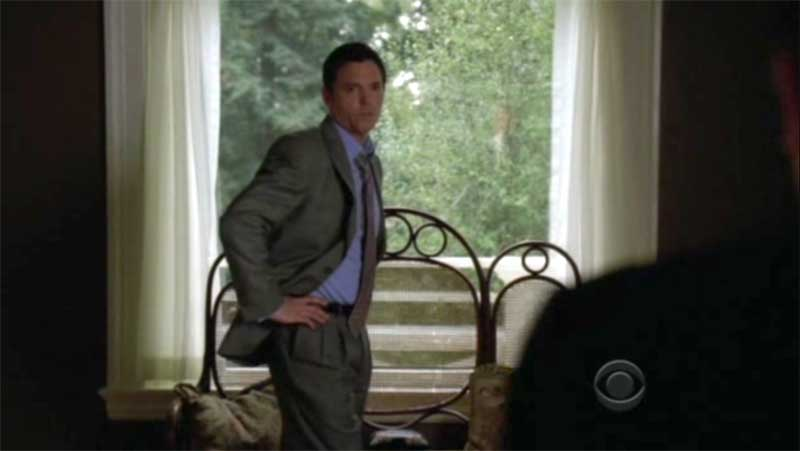 Nick Lea in Without A Trace, 7x21, cap223
