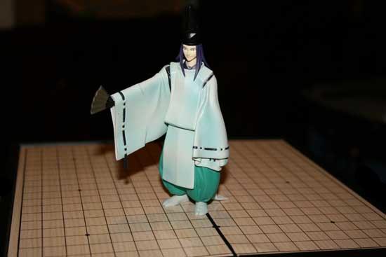 Fujiwara Saï, Hikaru No Go