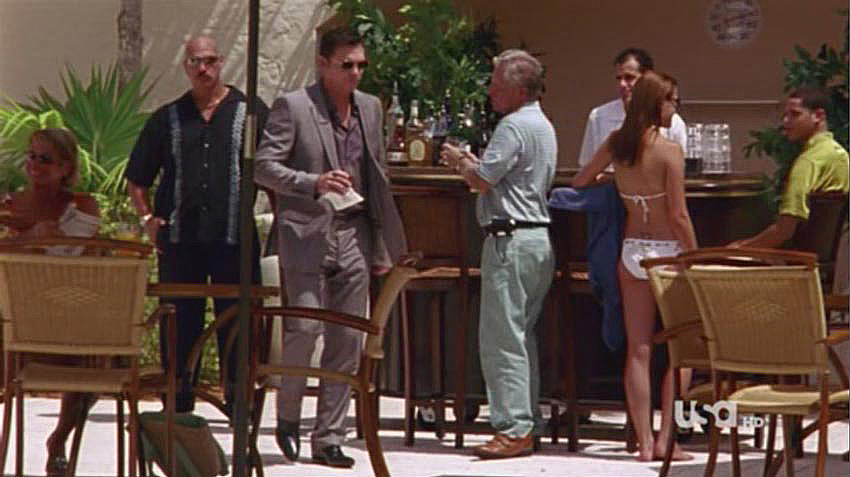 Nick Lea in Burn Notice 002