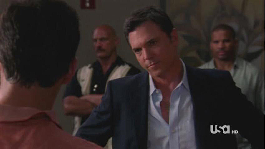 Nick Lea in Burn Notice 018
