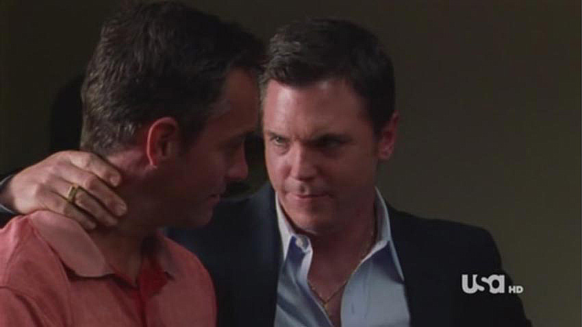 Nick Lea in Burn Notice 039