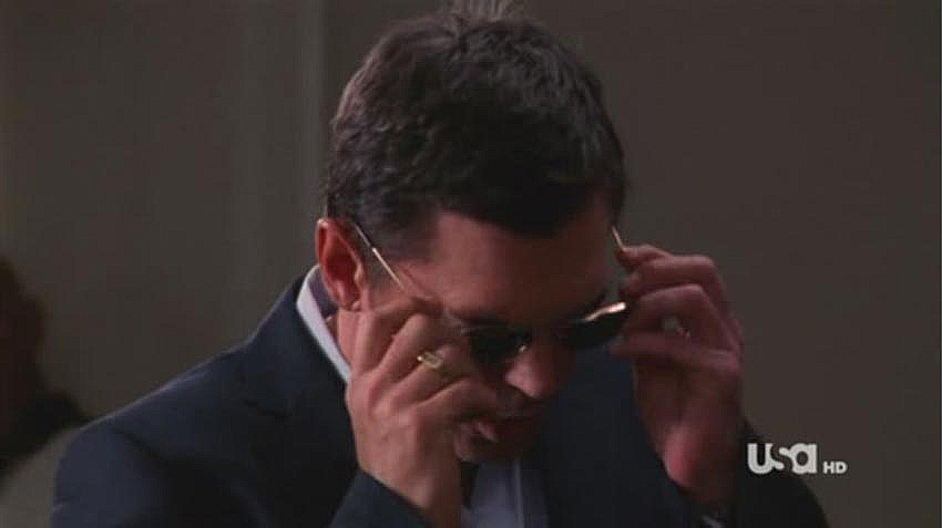 Nick Lea in Burn Notice 050