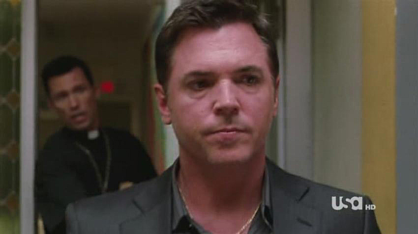 Nick Lea in Burn Notice 150