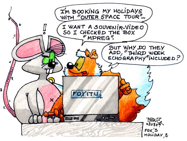 Fox's Holidays 2