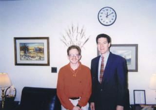 Senator Brownback