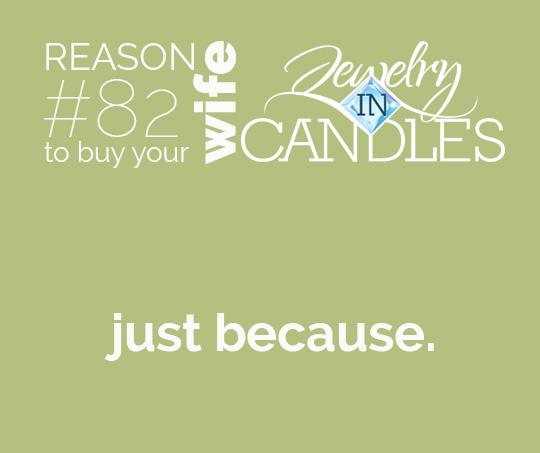 Reason82ToBuyYourWifeACandle