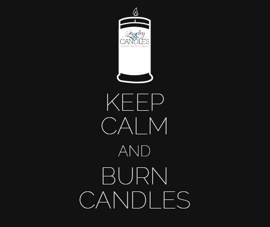 KeepCalm&BurnCandlesImageBlack