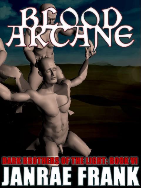 Blood Arcane -- raw render, NSFW