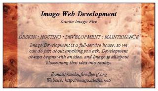 vistaprint business card