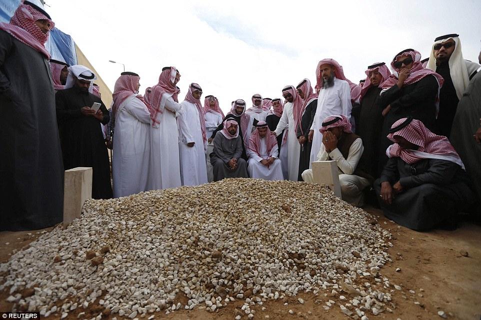 Новый король Саудовской Аравии