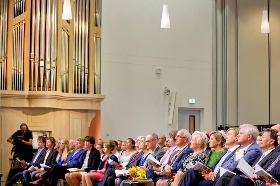 King-Willem-Alexander-Queen-Maxima-Protestant-Church