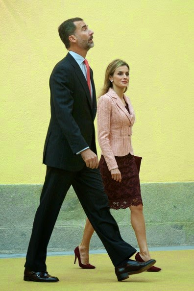 Spanish+Royals+Attend+Cervantes+Institute+5pkD9c2APW2l