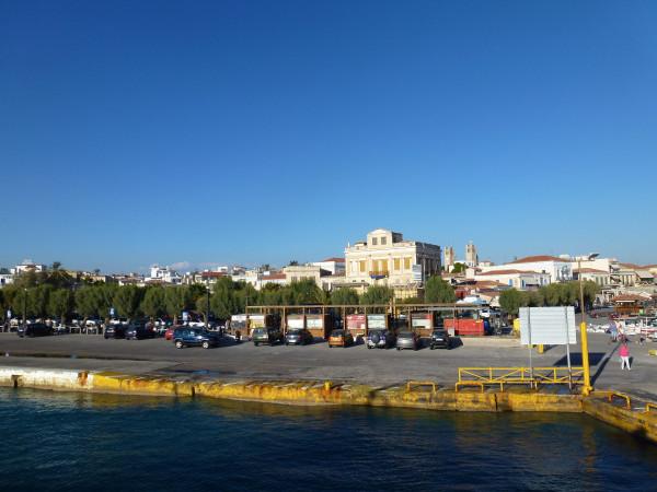 Порт Эгины