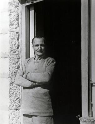 На Эгине, 1940-й