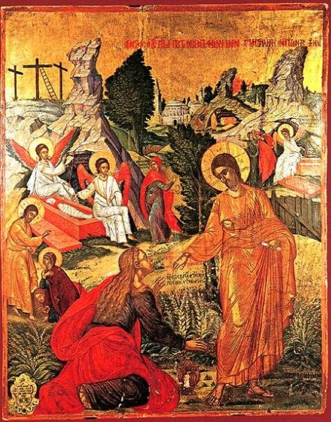 Икона Михаила Дамаскина