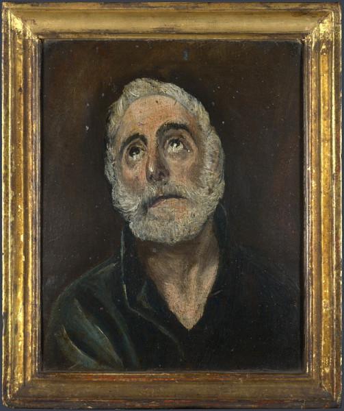 Портрет святого Петра