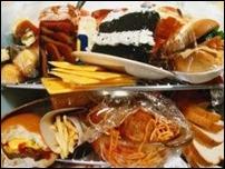 Налог на высококалорийную пищу собираются ввести в Великобритании