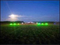 Аэродром на солнечных батареях открыт в Канаде