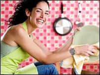 Домашняя обстановка содействует похудению