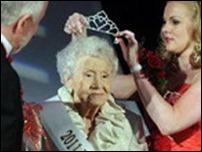 конкурс красоты среди старушек прошел в США