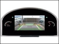Японцы создали морозостойкий автомобильный дисплей