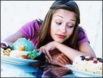 На похудение не влияет количество порций
