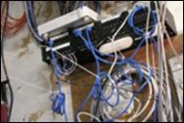 Многие торговые точки горят из-за плохой электропроводки