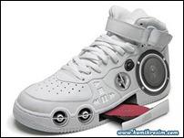 Музыкальные кроссовки