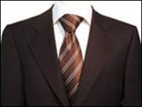 Английский галстук больше не пользуется спросом