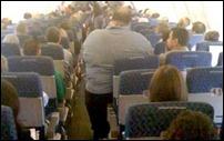 Авиапассажиры не любят толстых и вонючих
