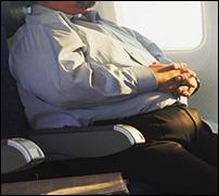 Британские авиакомпании будут брать налог с толстых пассажиров