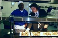 Британские заключённые будут питаться в ресторане
