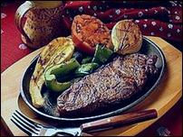 Отведать мясо, которое полностью состоит из овощей