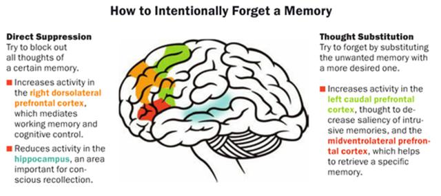 Если хочется забыть что–то плохое