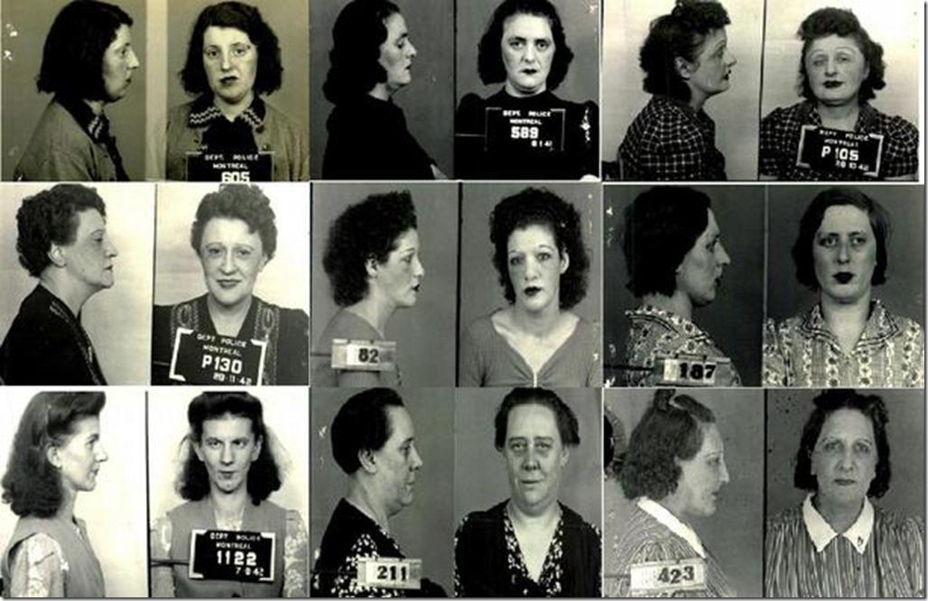 Проститутки времён Второй мировой войны