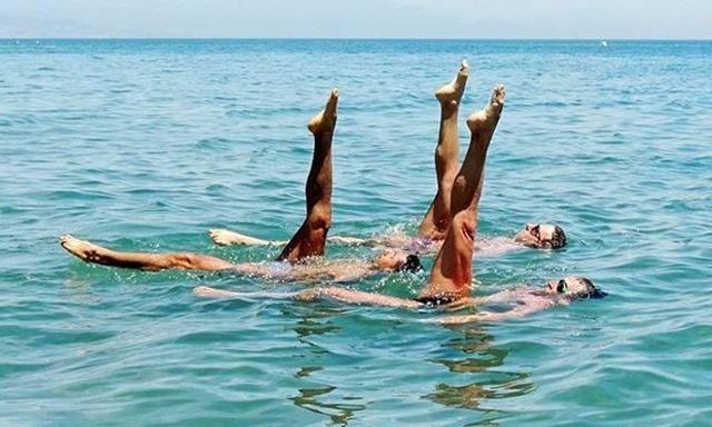 мужское синхронное плавание следует принимать всерьёз