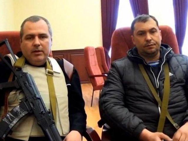 Одним из лидеров луганских сепаратистов оказался гражданин Германии