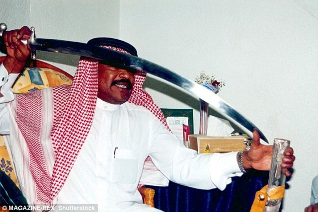 В Саудовской Аравии в настоящее время проводится реклама для найма восьми новых палачей